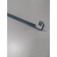 Стикова планка для стільниці LUXEFORM пряма колір RAL7016